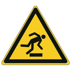 Etykieta ostrzegawcza W007 / ISO 7010 - piktogramy BHP