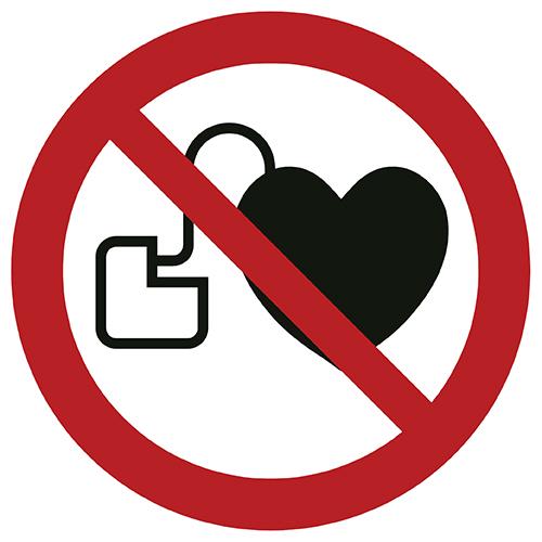Znak zakazu P007 / ISO 7010 - piktogramy BHP