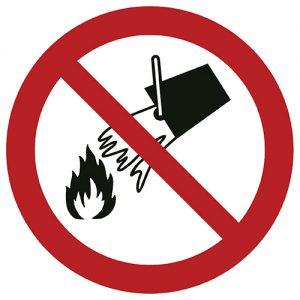 Znak zakazu P011 / ISO 7010 - piktogramy BHP
